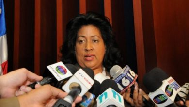 Photo of Cristina Lizardo: Denunciar por denunciar no surte efecto